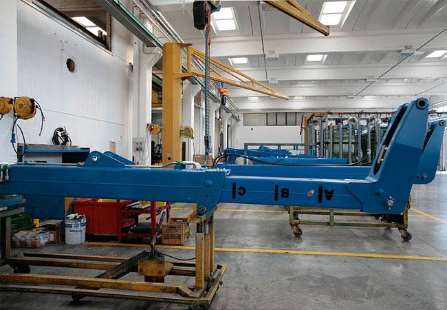 B.P. METALMECANICA - Via Industriale, 30 Osteria Del Gatto - 06022 Fossato di Vico (PG)
